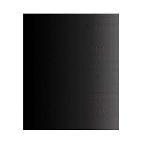 ZZDH Estera de Barbacoa Barbacoa Mat de la parrilla Barbacoa para hornear al aire libre Almohadilla antiadherente Placa de cocción reutilizable 40 * 30 cm para Party PTFE Parrill Mat Accesorios Antiad