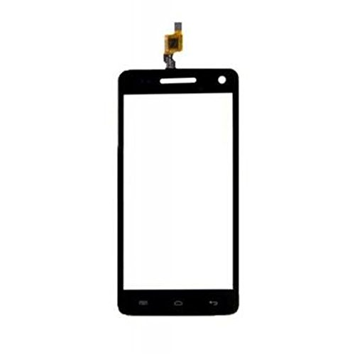 MrSpares Touch Screen digitizer Panel Replacement Part for Micromax A120 Canvas 2 : Black