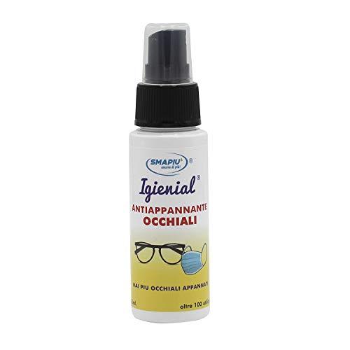 SMAPIU' Spray Antiappannante Occhiali da Vista - 55ml - 1 flacone