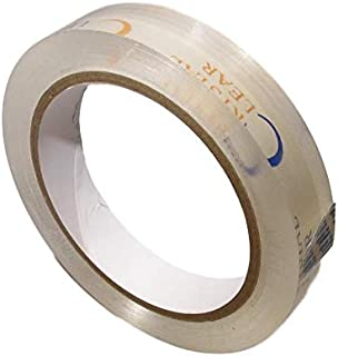 T.R.U. LP-20CC Book Repair Crystal Clear Label Protection Tape: 1 in. x 72 yds. (Pack of 1)