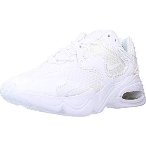 Nike Calzado Deportivo Mujer Air MAX Advantage 4 para Mujer Blanco 38 EU