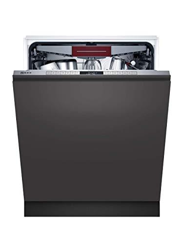 Neff S155ECX11E N 50 Vollintegrierter Geschirrspüler, 13 Maßgedecke, 60cm, edelstahl