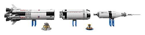 Fusée Saturn V Mission Programme Apollo LEGO NASA 21309 - 1969 Pièces - 8