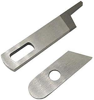 comprar comparacion La Canilla ® - Set de 2 Cuchillas (Inferior y Superior) para Overlock Singer 14SH654, 14SH754 14SH, 14CG y 14U además de o...