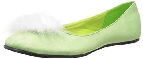 Ellie Shoes Women s 016-tinker  Green  7 M US