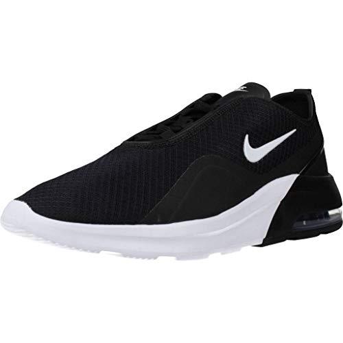 Nike Air Max Motion 2, Scarpe da Running Uomo, Nero (Black/White 012), 42 EU
