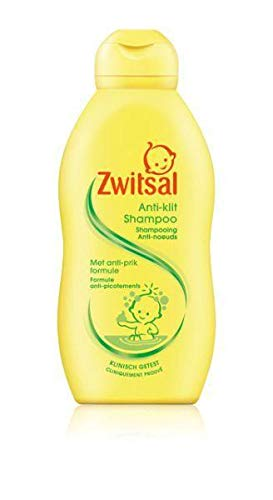 Zwitsal Shampoo Anti Klit, 400 ml