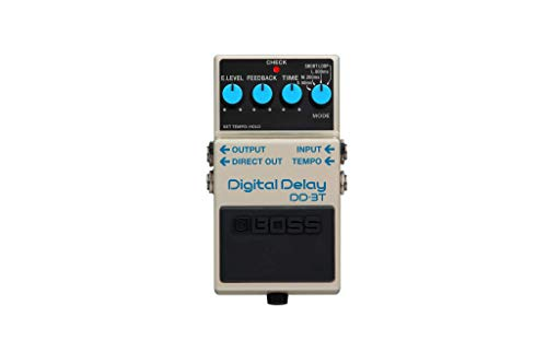 BOSS DD-3T Digital Delay Effects Pedal