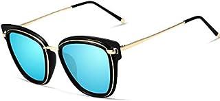 نظارة شمسية نسائية مستقطبة، حماية من الأشعة فوق البنفسجية بنسبة 100%