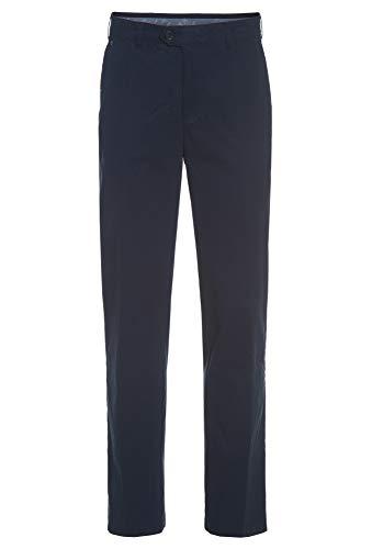 Brühl Chino Hose mit Comfortdehnbund dunkelblau,26