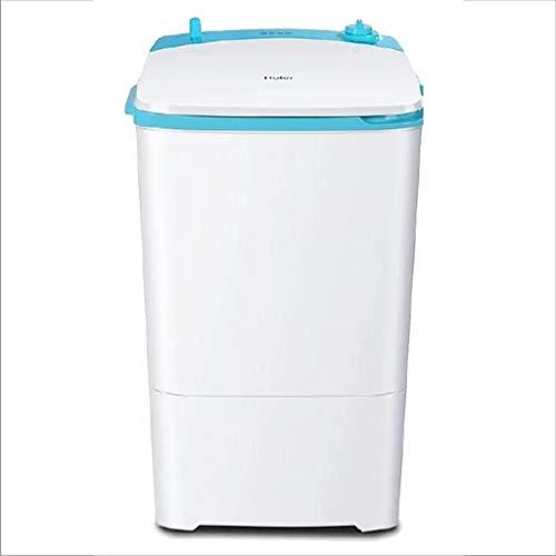 kleine waschmaschine 3kg frontlader Auswaschen Einer Große Kapazität 2,8 Waschmaschine, Haushalt Mini Einziger Bottich Waschmaschine, Kleiner Halbautomatische Waschmaschine Schlafsaal kleine waschmasc