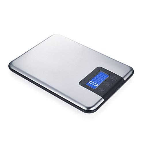 WANGLXST Mooie elektronische digitale multifunctionele tas weegschaal met LCD-display, hoge precisie tot 1 g, voor de keuken, sieraden, edelstenen digitale weegschaal, duurzaam