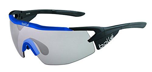 Bollé Aeromax Gafas de sol, negro/azul, M
