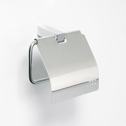Handelsagentur Lagerdeal Porte-Papier Toilette avec Couvercle 130 x 165 x 90 mm Salle de Bain Accessoires