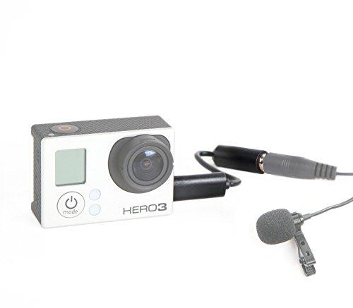 『Movo GMA100 3.5mm Female Microphone アダプターケーブル GoPro HERO3, HERO3+ & HERO4用 [並行輸入品]』の2枚目の画像