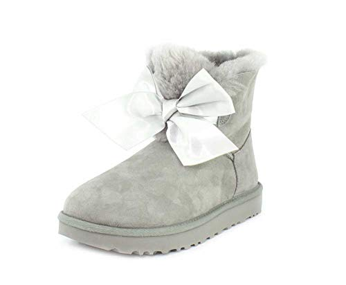 UGG W Gita Bow Mini Seal 1098360 W, Grau, 38 EU