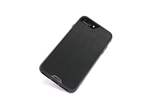 Mous - Protective Case for iPhone 8+/7+/6S+/6+ Plus - Limitless 2.0 - Black...