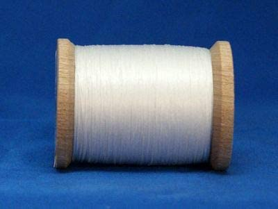 YLI Hand Free shipping Seattle Mall New Quilting Thread 500 - Yard White