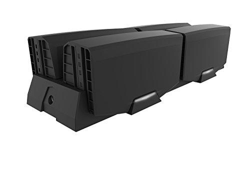 MSI Docking Station per caricamento batterie VR One, 4 slot batterie, no alimentatore (per alim. 230W), tempo di ricarica 2,5ore