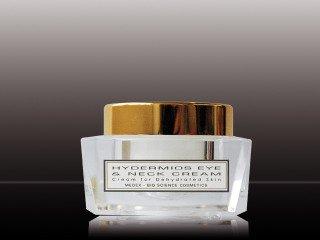 Medex Hydermios Eye & Neck Cream 50ml - Hochwirksame Spezialcreme für Auegen und Hals