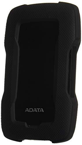 Adata AHD330-2TU31-CBK Disco Duro Externo Portátil HD330 Resistente a Golpes 2TB, 2.5″, USB 3.1 Gen1,…