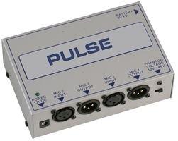 Best Price Square Phantom Power Supply, Dual PH-PSU Dual by Pulse