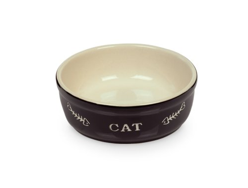 Nobby 73351 Katzen Keramikschale Cat