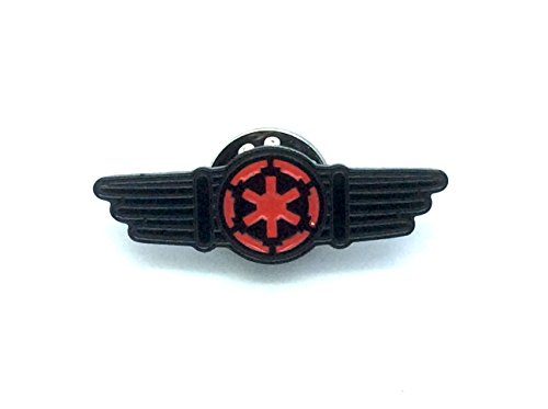 Patch Nation Star Wars Tie Fighter Pilot Coulisses Cosplay Metal Pin Badge