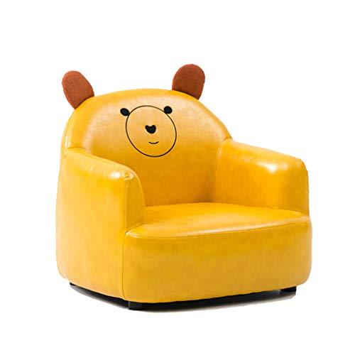 YULAN gestoffeerde kruk hildrens sofa meisjes prinses konijntje mini-babystoel luifels sofa zetel schattige cartoon kleine bank
