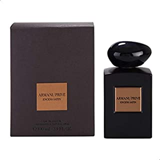 Armani Prive Encens Satin by Giorgio Armani for Unisex - Eau de Parfum, 100 ml