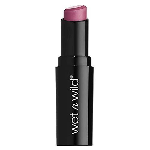 Wet n Wild MegaLast Lip Color (Smooth Mauves)– Barra de Labios de Larga Duración - acabado Cremoso y Semi-Mate, 1 unidad
