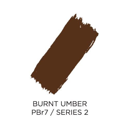 Akua Intaglio Print Making Ink, 8 oz Jar, Burnt Umber (IIBU)