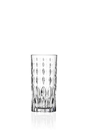 RCR Cristalleria Italiana 6 Bicchieri bibita Marilyn