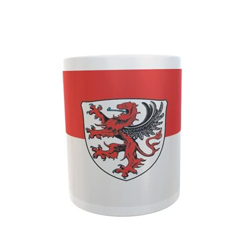 U24 Tasse Kaffeebecher Mug Cup Flagge Gießen