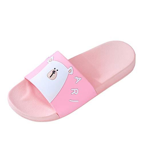 Sylar Zapatos de Playa y Piscina Unisex Adulto,Zapatillas Pantuflas de Estar por casa de Mujer Pareja, Tira Ancha, Sandalia Tipo Chancla Verano