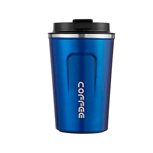 Insulated Coffee Mug, 510ml/18oz Double Walled Travel Mug Vacuum Insulation...