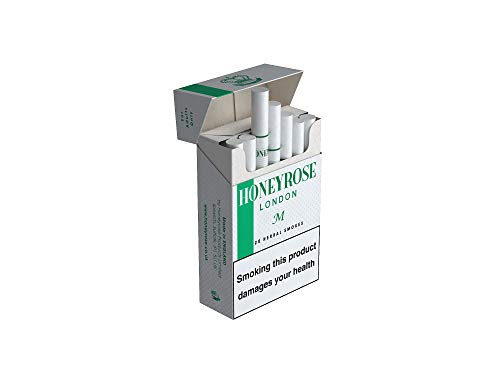 Honeyrose Herbal - Menthol Pack of 20