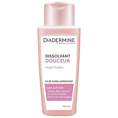Diadermine - Dissolvant Vernis Doux Ongles -...