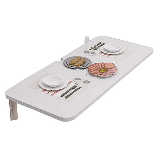 AOIWE De Pared Plegable Mesa de Comedor, de Ordenador del Escritorio, Cocina Consola, Escritorio, Multifuncional pequeña Mesa de Comedor, Varios tamaños (Size : 90x40cm)