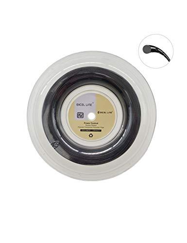 Excel Line 660FT Premium Reel Tennis Racquet Gut String -1.25mm/17 Power Control