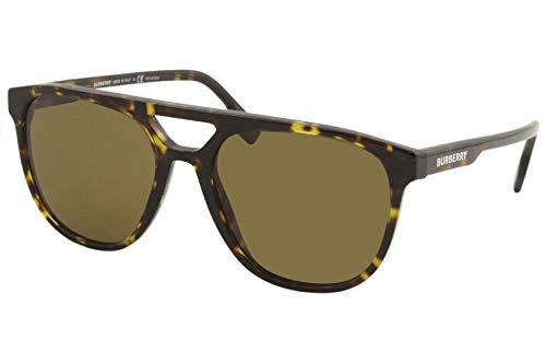 Burberry BE4302-300283-56 - hombre Gafas de sol - Dark Havana