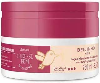 Cuide-Se Bem Loção Desodorante Hidratante Corporal Beijinho, 250 ml