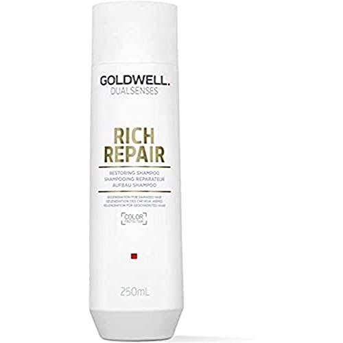 Goldwell Dualsenses Rich Repair Restoring Shampoo, 1er Pack (1 x 250 ml)