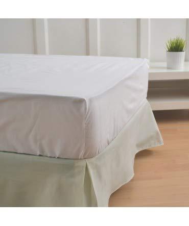 10XDIEZ Cubre canapés 135 Vapor - Medidas canapé 135cm - Elegante y Sencillo de Lavar y Colocar - Tejido Fuerte, Suave y Duradero