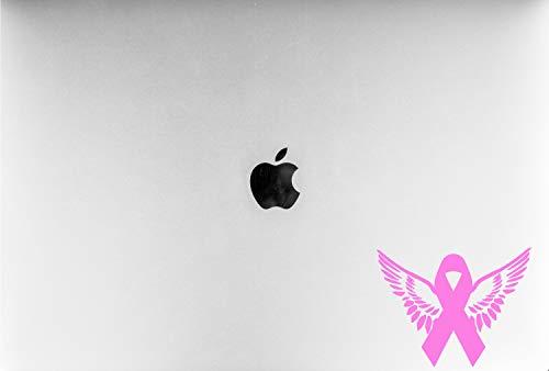 Cancer Ribbon Decal - Cancer Awareness Decal - Cancer Ribbon Vinyl Decal - Laptop Decals - Versieringen voor laptops, Bekers en Windows - Eenvoudig aan te brengen en verwijderbaar