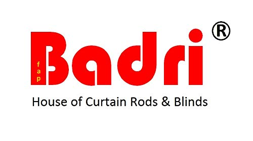 FAPBADRI Plastic Runners for Power Track/Curtain Channel - 100 Pieces