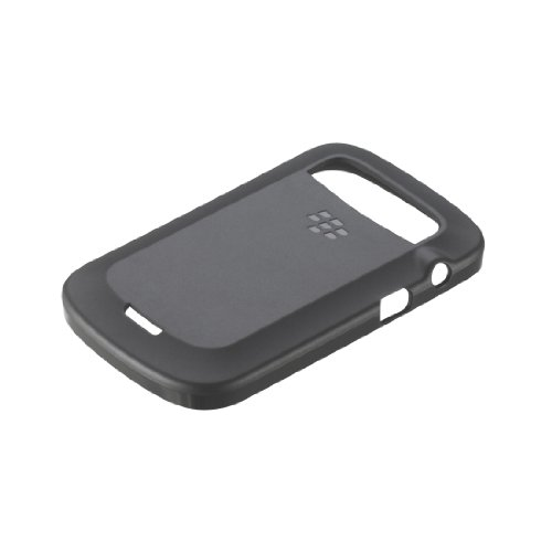 BlackBerry Silicone Case Black original 9900