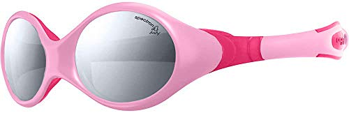 Julbo Looping 3 Sp4 - Gafas de ciclismo para niños, color rosa,...