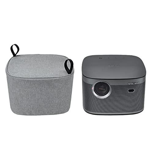 Cubierta compatible para proyector XGIMI Horizon Home Cinema WiFi 4K compatible, cubierta contra el polvo para XGIMI Horizon Home Cinema WiFi Proyector 4K compatible (gris)