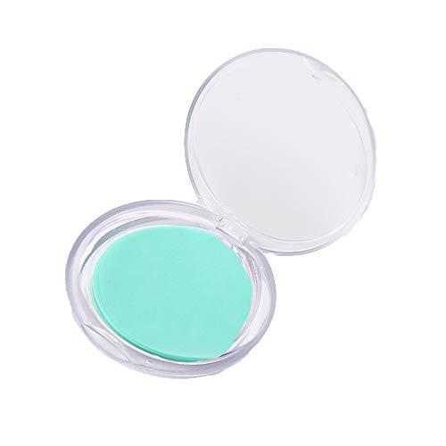 Wegwerp hand wassen zeep tabletten, met 1 doos 20Pcs, Mini Portable Soap papier, geschikt voor thuis en Outdoor Travel,Blue